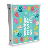 Signature KAD Sticker Binder - Count Your Blessings