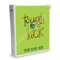 Signature KAD Sticker Binder - Tough Luck