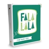 Signature KAD Sticker Binder - Fa La La La