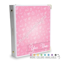 Signature KAD Sticker Binder - Oh What Fun