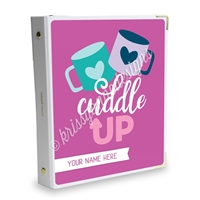 Signature KAD Sticker Binder - Cuddle Up