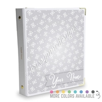 Signature KAD Sticker Binder - Cold Outside