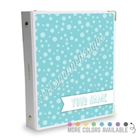Signature KAD Sticker Binder - 2020 Spring