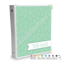 Signature KAD Sticker Binder - 2020 St. Patrick's Day