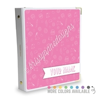 Signature KAD Sticker Binder - 2020 Easter