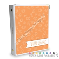 Signature KAD Sticker Binder - 2020 Birthday