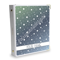 Signature KAD Sticker Binder - June Stars
