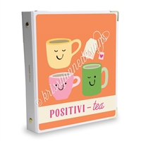 Signature KAD Sticker Binder - Positivi-Tea