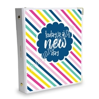 Signature KAD Sticker Binder - New Day