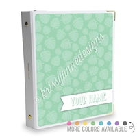 Signature KAD Sticker Binder - 2020 Summer