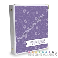 Signature KAD Sticker Binder - 2020 School Days