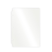 Mini Sheet Protectors - Set of 20