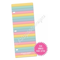 KAD Binder Page Lifter - 2021 May Stripes