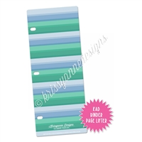 KAD Binder Page Lifter - 2021 March Stripes