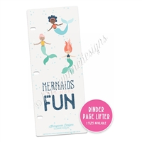 KAD Binder Page Lifter - Mermaids Have More Fun
