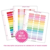 Binder Kit - Event Stickers