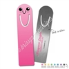 Planner Steve Metal Bookmark - Freckle