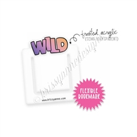 Flexible Bookmark - WILD - Planners & Palm Trees