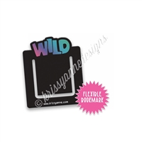 Flexible Bookmark - WILD - Wild Vibes