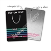 Personalized Metal Bookmark - Wild Side