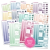 Monochrome Daily Duo Sampler Bundle - Gemtones