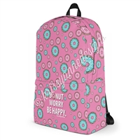 KAD Medium Backpack - Donut Worry