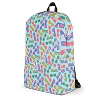 KAD Medium Backpack - Sweet Summertime