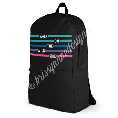 Medium Backpack - Wild Side