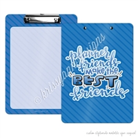 KAD Signature Clipboard - 9x12 - Planner Friends