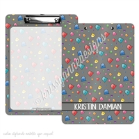 KAD Signature Clipboard - 9x12 - Happy Steve