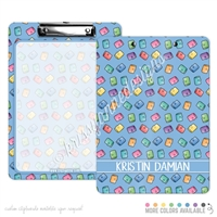 KAD Signature Clipboard - 9x12 - Planner Girl