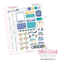 The 2019 Celebrations Collection Add-On: Happy Hanukkah