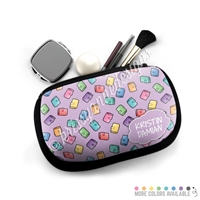 One Sided Zippered Pouch - Planner Girl