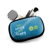 Cosmetic / Device Pouch - Pea Happy