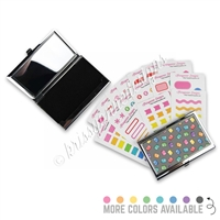 Compact Sticker Pack - Planner Girl