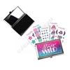 Compact Sticker Pack - Stay WILD