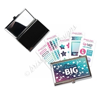 Compact Sticker Pack - Dream BIG