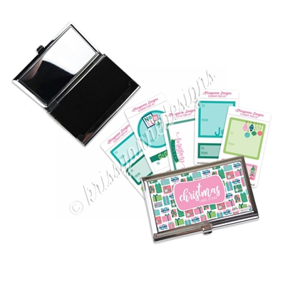 Compact Sticker Pack - Christmas Presents Labels