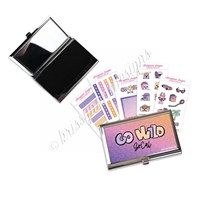 Compact Sticker Pack - GW2020 - Planners & Palm Trees