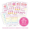 Compact Sticker Refill Kit