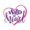 KAD Decal - Wild at Heart Decal