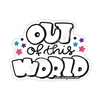 KAD Decal - Out of This World Decal