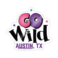 KAD Decal - GO Wild 2018 Decal