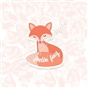 KAD Vinyl Decal - Feelin' Foxy