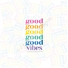 KAD Vinyl Decal - Good Vibes