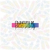 KAD Vinyl Decal - Rainbow Rather Be Planning