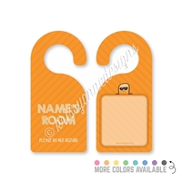 Customized Door Hanger - Write Your Own Message