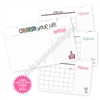 2021 Oversized 13-Month Calendar Desk Pad