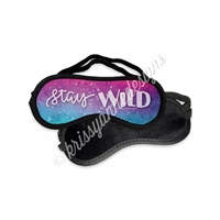 KAD Sleep Mask - Stay Wild