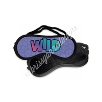 Sleep Mask - WILD - Wild Vibes